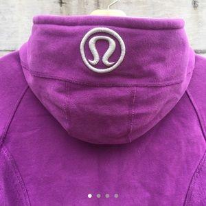Lululemon athletica women's scuba hoodie